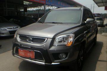 起亚 狮跑 2012款 2.0 自动 Premium前驱