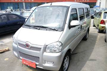 北京汽车 威旺307 2014款 1.2 手动 乐业型7座