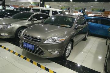 福特 蒙迪欧 2011款 2.3 自动 豪华型