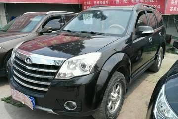 长城 哈弗H5 2010款 2.0T 手动 欧风版绿静舒适型四驱 柴油