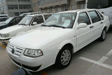 大众 桑塔纳志俊 2008款 1.8 手动 舒适型
