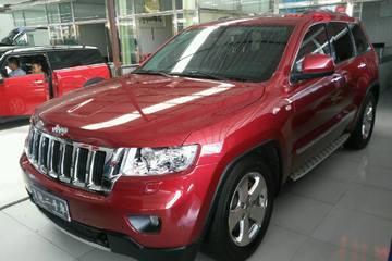 Jeep 大切诺基 2012款 3.6 自动 豪华导航版
