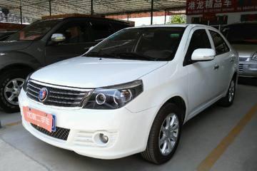 吉利 金刚三厢 2013款 1.5 手动 尊贵型