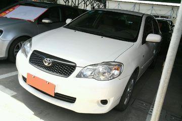 丰田 花冠 2011款 1.6 手动 经典型