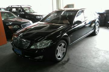 奔驰 S级 2009款 5.5T 自动 S600L