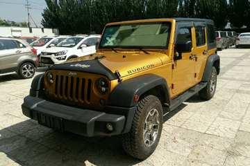Jeep 牧马人 2013款 3.6 自动 Rubicon四门