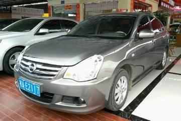 日产 轩逸 2012款 1.6 自动 XE舒适版经典款