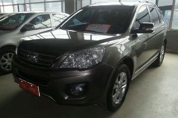 长城 哈弗H6 2012款 1.5T 手动 尊贵型前驱