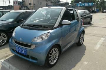 smart ForTwo 2011款 1.0 自动 MHD敞篷燃橙版