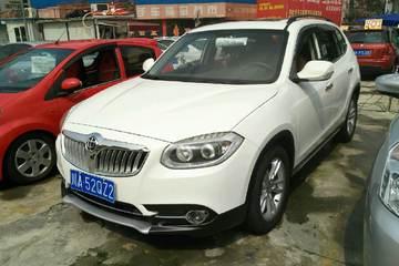 中华 V5 2012款 1.5T 自动 运动型前驱