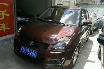 铃木 雨燕 2012款 1.5 手动 标准型