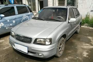 天津一汽 夏利A 2010款 1.0 手动 三缸三厢