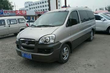江淮 瑞风 2011款 2.4 手动 祥和标准版6-8座HFC4GA1C