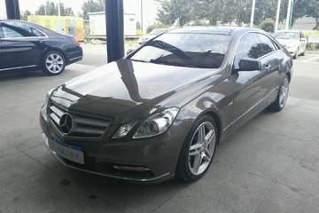奔驰 E级Coupe 2011款 1.8T 自动 E260