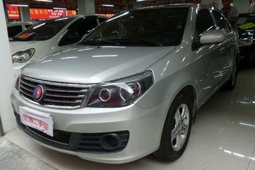 吉利 金刚三厢 2014款 1.5 手动 精英型