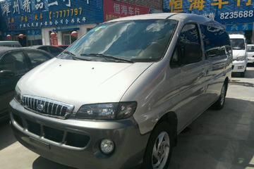 江淮 瑞风 2009款 2.0 手动 穿梭长轴标准型5-8座