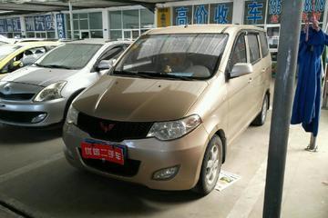 五菱 宏光 2010款 1.4 手动 6430M标准型7座增沉版
