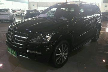 奔驰 GL级 2012款 4.7 自动 GL450四驱