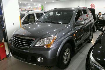 荣威 W5 2011款 1.8T 自动 豪域版四驱