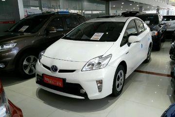 丰田 普锐斯 2012款 1.8 自动 标准型 油电混合
