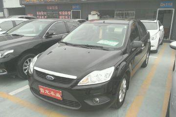 福特 福克斯三厢 2011款 1.8 自动 豪华型