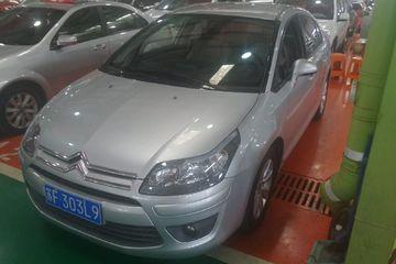 雪铁龙 世嘉三厢 2011款 1.6 自动 舒适型