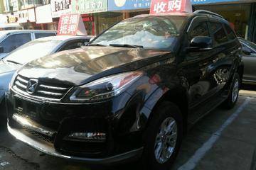 江铃 驭胜S350 2013款 2.4T 自动 超豪华版5座后驱 柴油