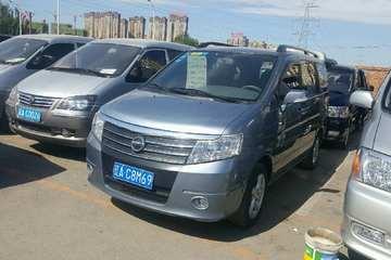 东风 帅客 2011款 1.6 手动 豪华型7座