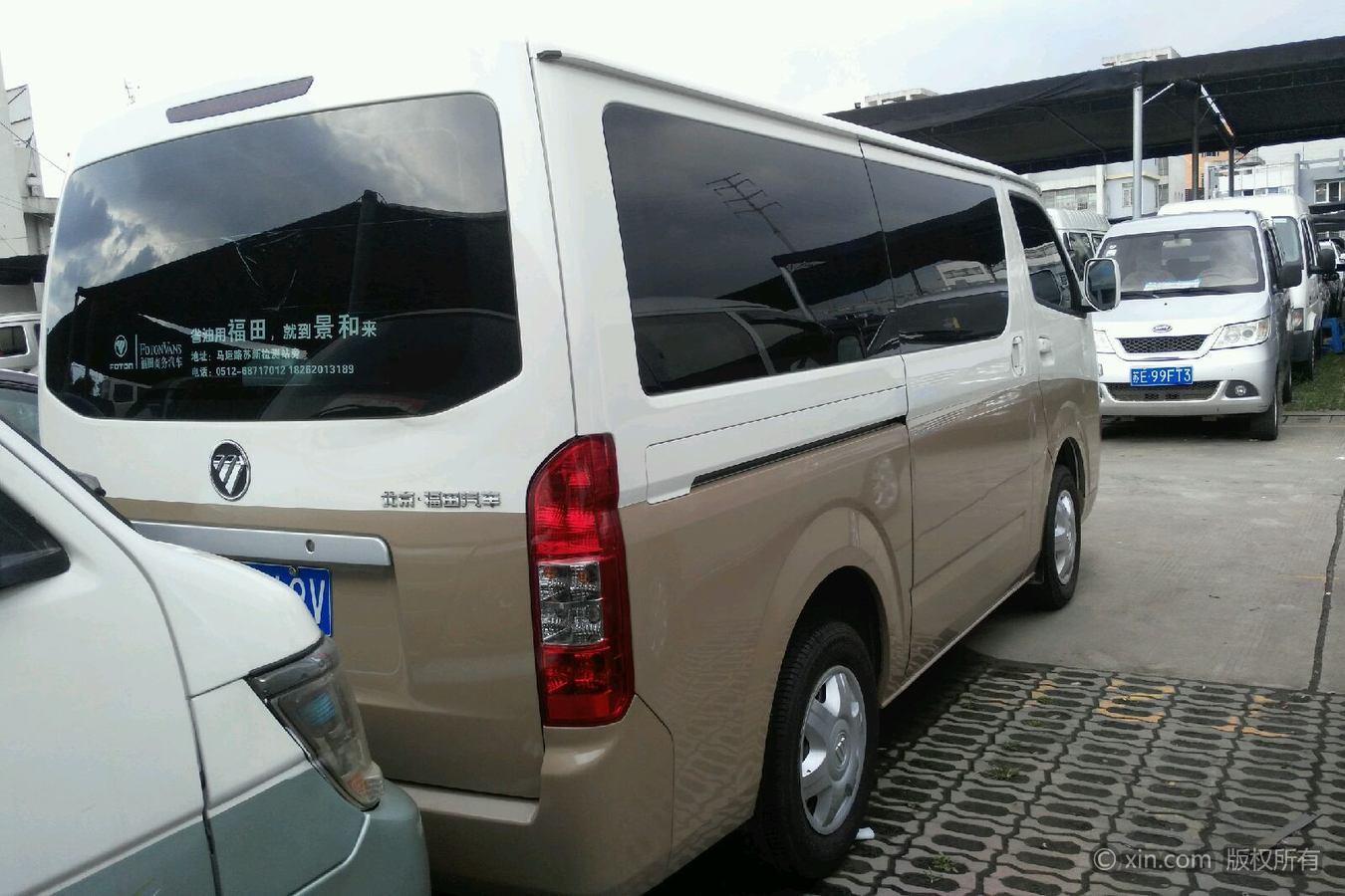 福田 风景g7 2014款 2.0 手动 商通版低顶