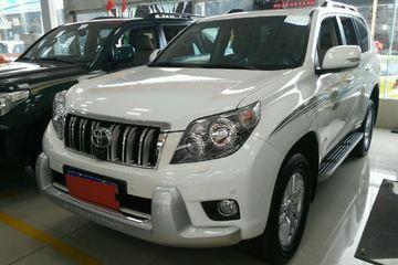 丰田 普拉多 2010款 4.0 自动 VX NAVI四驱