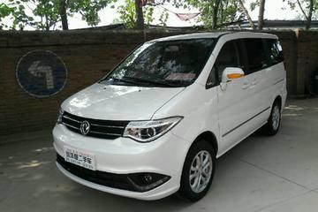 东风 帅客 2016款 1.6 手动 豪华型7座