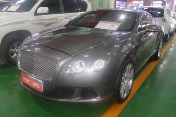 宾利 欧陆 2012款 6.0T 自动 GT