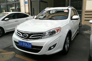 广汽传祺 传祺GS5 2012款 2.0 自动 周年纪念版前驱