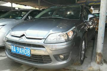 雪铁龙 世嘉三厢 2009款 1.6 自动 舒适型