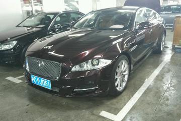 捷豹 XJ 2014款 3.0T 自动 SC旗舰商务版