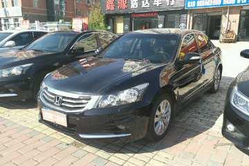 本田 雅阁 2013款 2.4 自动 LX