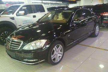奔驰 S级 2010款 5.5T 自动 S600L