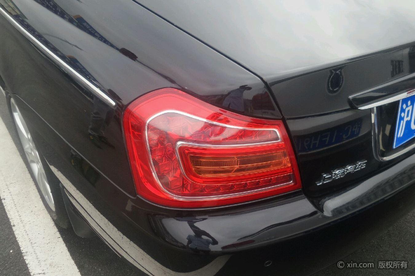 荣威750左侧尾灯标致2008自动档时尚版图片