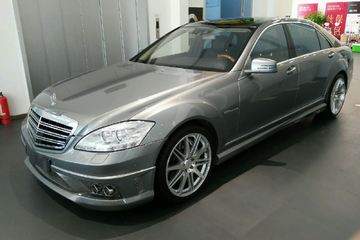 奔驰 S级 2012款 5.5T 自动 S600L Grand Edition