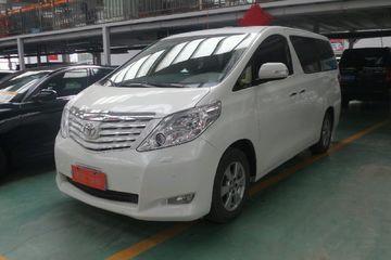 丰田 埃尔法 2011款 3.5 自动 豪华型