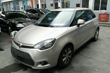 MG MG3 2011款 1.5 自动 XROSS豪华版
