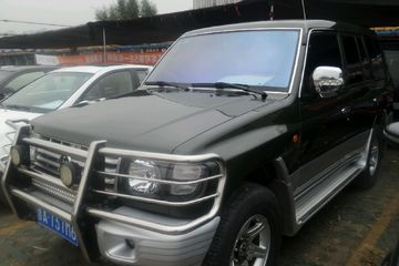 猎豹 黑金刚 2013款 2.2 手动 标准型四驱