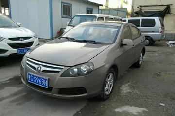 长安 CX30三厢 2011款 1.6 手动 智能豪华型