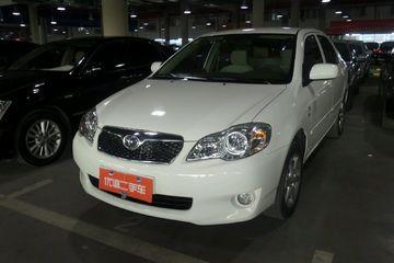 丰田 花冠 2010款 1.6 手动 豪华版