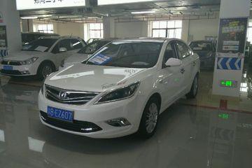 长安 逸动 2012款 1.6 自动 尊贵型