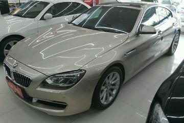 宝马 6系四门轿跑 2012款 3.0T 自动 640i