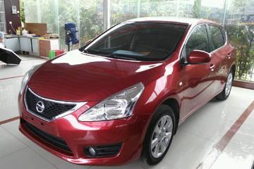 日产 骐达 2011款 1.6 自动 舒适型