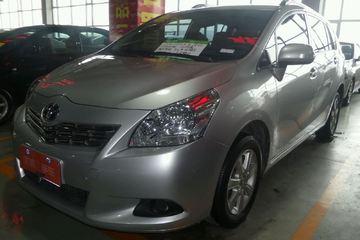 丰田 逸致 2011款 1.8 自动 G舒适版5座