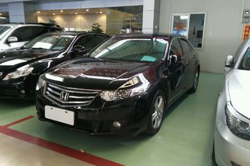 本田 思铂睿 2009款 2.4 自动 豪华型