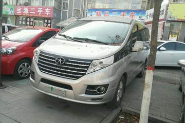 江淮 瑞风 2011款 2.0T 手动 和畅公务型7座